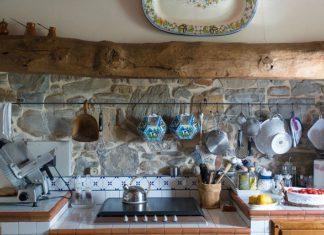 une jolie cuisine en bois
